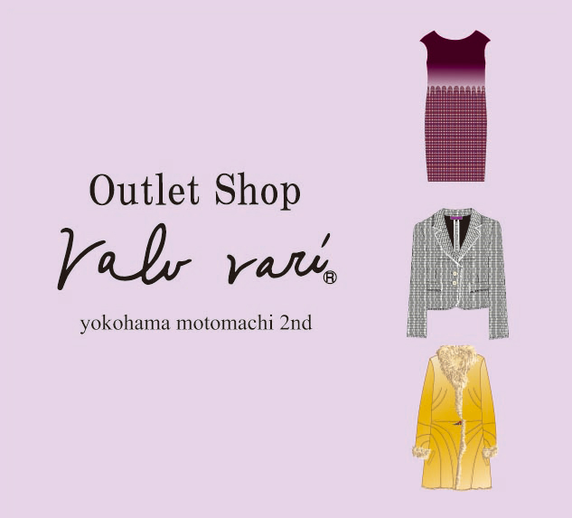 OUTLET & SELECT Valuvari 2nd