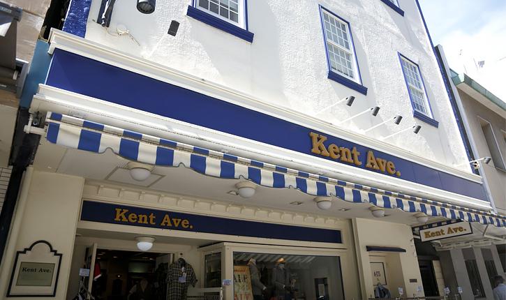 Kent Ave. Motomachi Shop