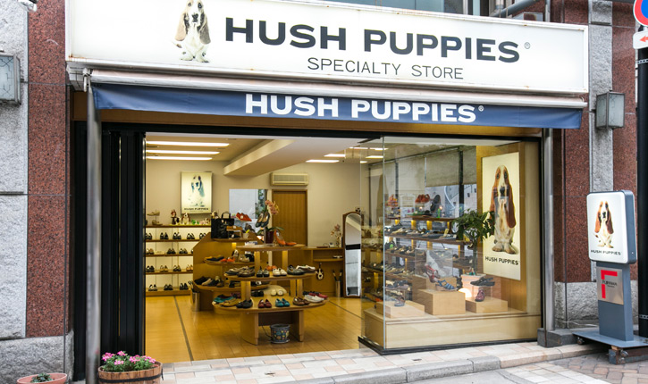 HUSH PUPPIES SPECIALTY STORE MOTOMACHI