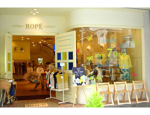 ROPÉ Yokohama Motomachi Shop