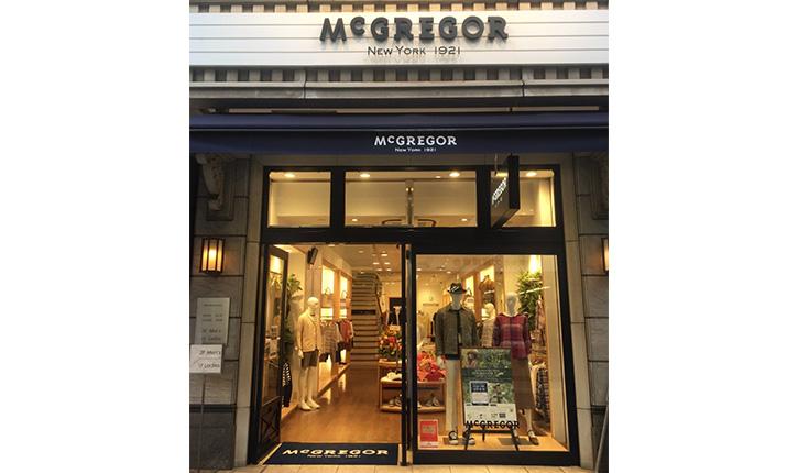 McGREGOR Yokohama motomachi