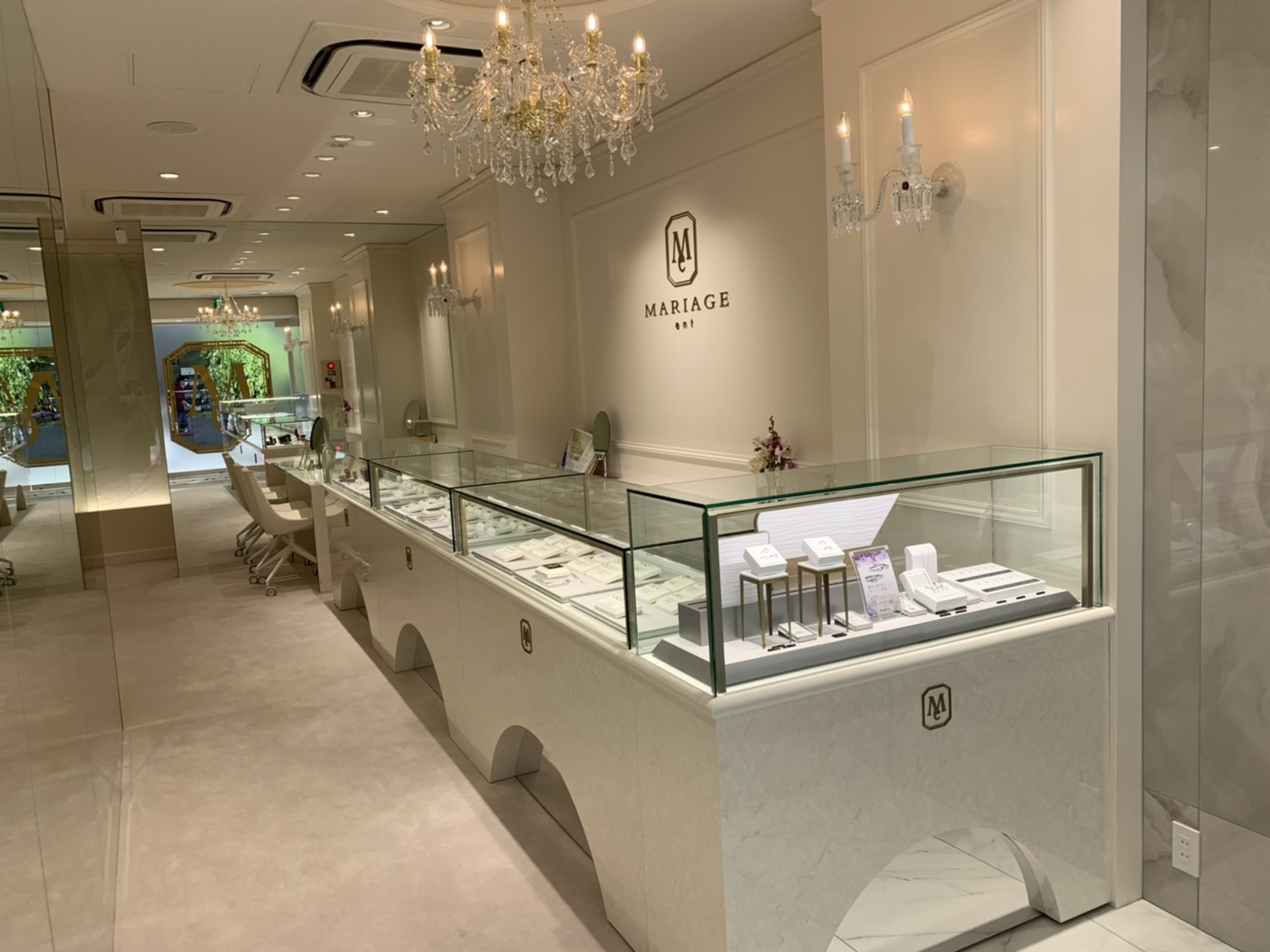 Mariage ent横滨元町总店