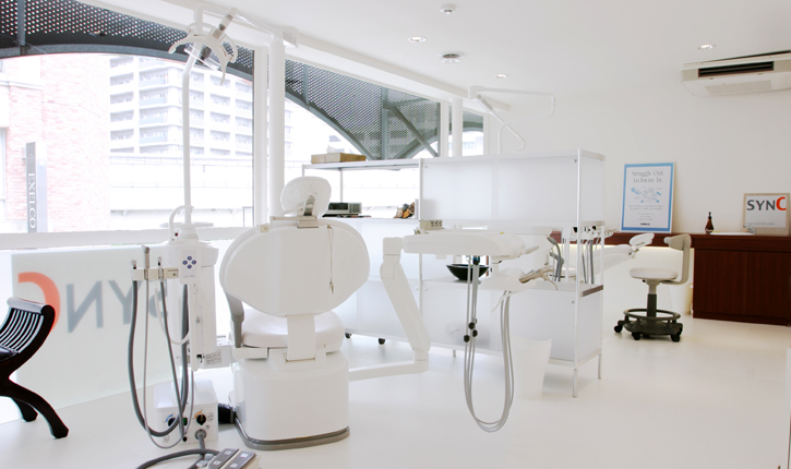 SYNC Yokohama Motomachi Orthodontics
