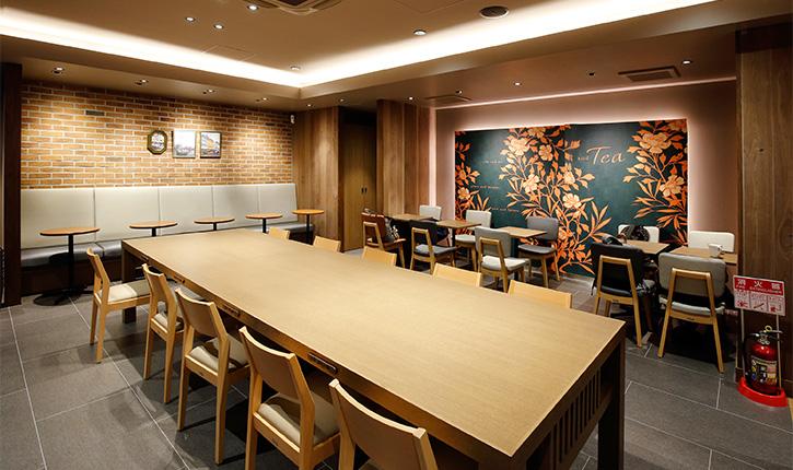 Tully's Coffee & Tea Yokohama Motomachi