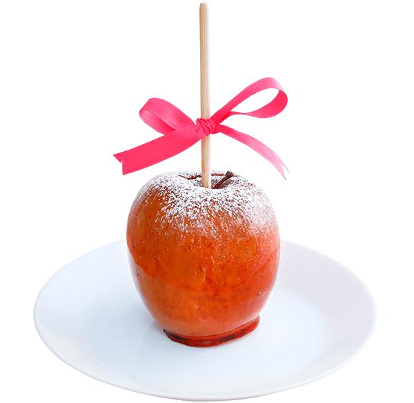 元町りんご飴 イメージ