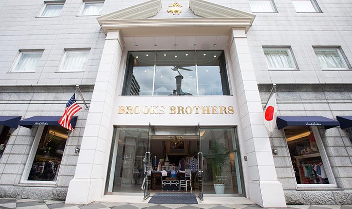 ブルックス ブラザーズ 横浜元町店