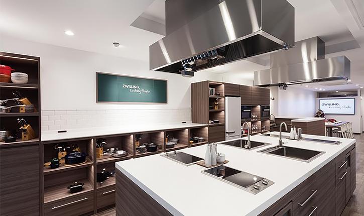 ツヴィリングJ.A.ヘンケルス・ZWILLING Cooking Studio