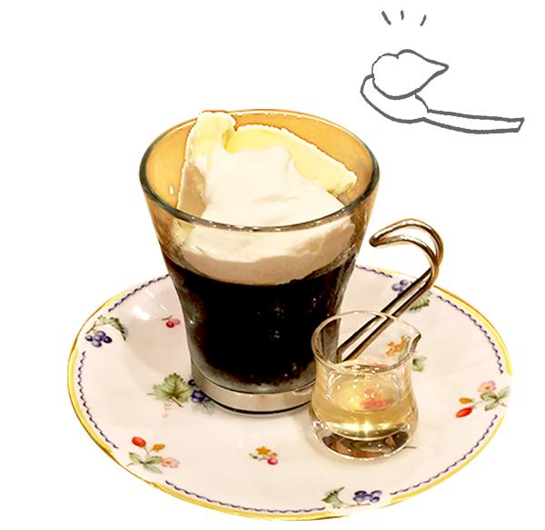 コーヒーゼリー イメージ