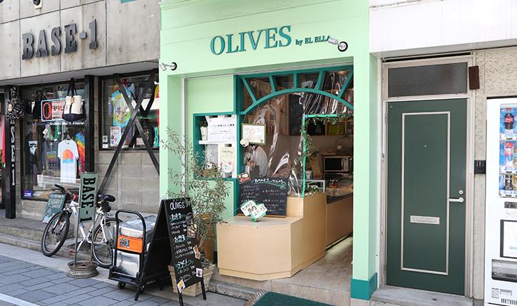 OLIVES(オリーブ)