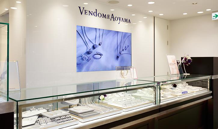 ヴァンドーム青山 横浜元町店