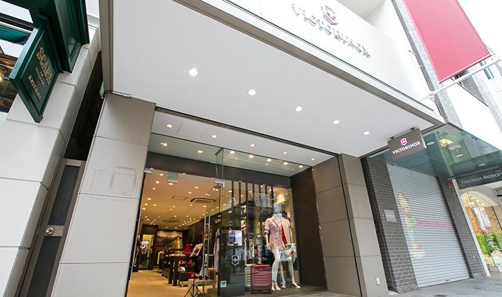 ビクトリノックス横浜元町店