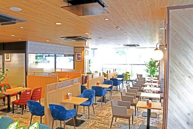 CafeRenoir横浜元町店