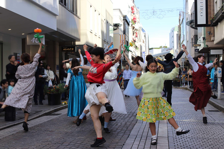アメリカン・エキスプレス presents【ストリート・ザ・ミュージカル | STREET THE MUSICAL】