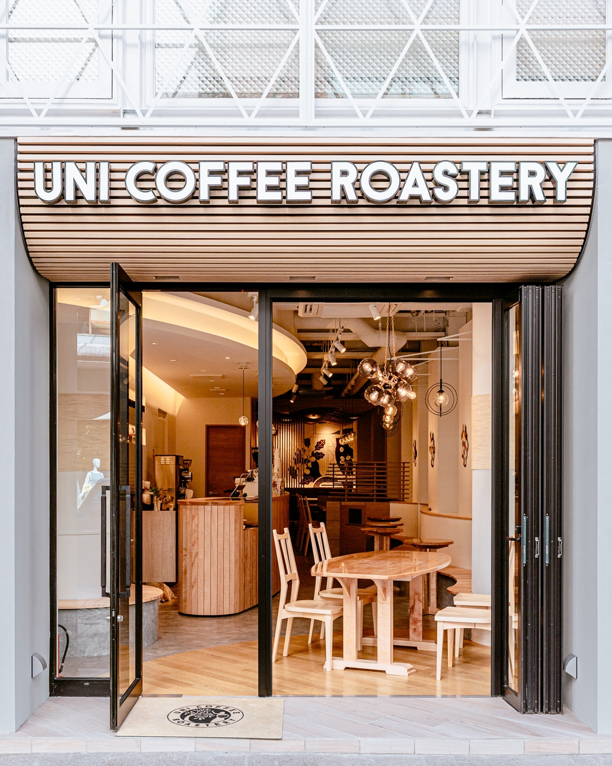 UNI COFFEE ROASTERY横浜元町
