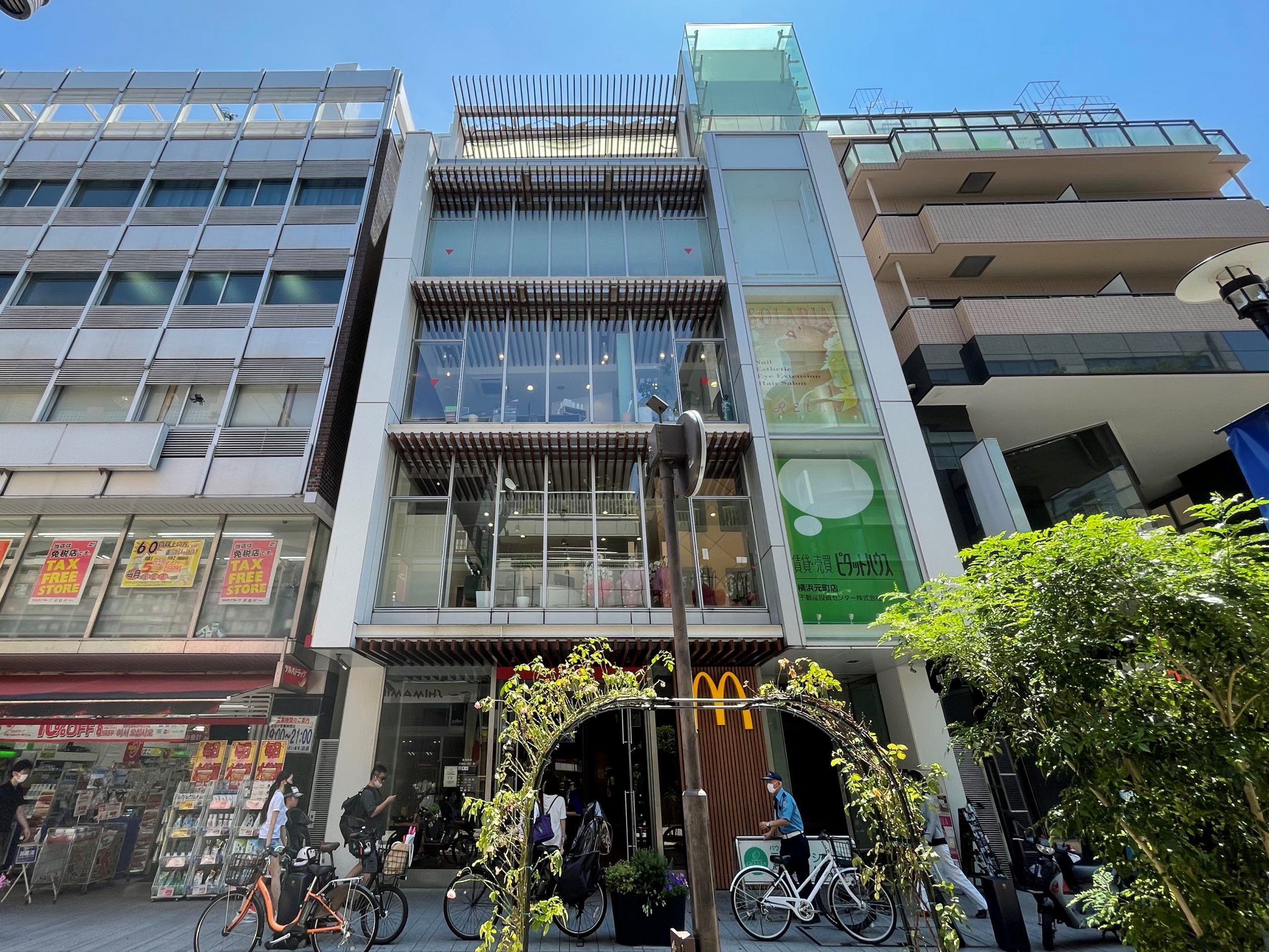 ピタットハウス横浜元町店 不動産投資センター株式会社